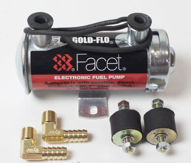 Facet Red Top carburettor Fuel Pump